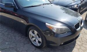 2007 BMW 5 Series 530xi NO ACCIDENT