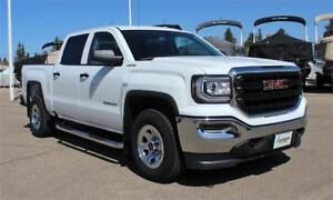 2017 GMC Sierra 1500 Base CrewCab 4x4