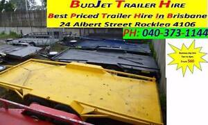 CAR TRAILER HIRE 2T TILT TRAILERS, WINCH & INSURANCE FROM $60 #20 Browns Plains Logan Area Preview
