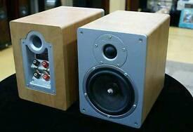 Cambridge audio shelf stand speakers