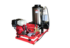 Successful Mobile Hot Water Pressure Washing Business For sale