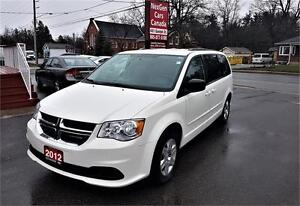 2012 Dodge Grand Caravan SE |Easy Car Loan Available Any Credit!