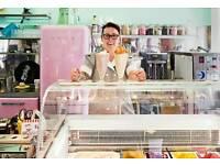 We are hiring Staff Milkshakes and waffle maker