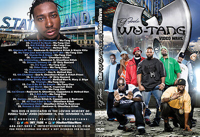 The Best of the Wu-Tang [Video Mix & Mixtape] CD & DVD [Double