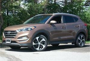 2016 Hyundai Tucson 1.6T Premium AWD Heated Seats Heated St. Whe
