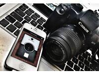SPANISH SPEAKING WEBSITE PROJECT (journalists, online media communicators)