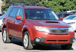 2010 Subaru Forester XT Limited *