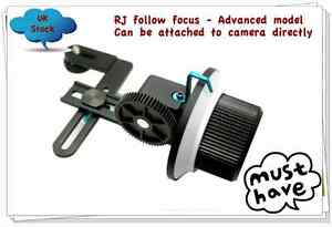 RJ-Follow-Focus-Unit-for-5D-MKII-7D-DSLR-Sony-Canon-Nikon-direct-attach-to-DSLR