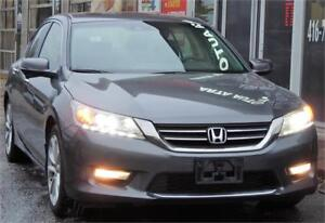 2013 Honda Accord Touring*LEATHER*SUNROOF*BACK UP CAMERA*NAV