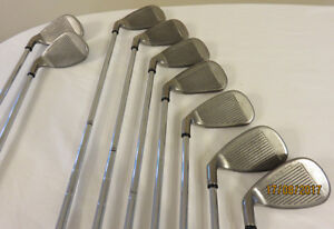 Callaway Haw Eye VFT Iron Set Golf Clubs