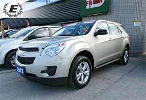 2013 CHEVROLET EQUINOX LS | DONT PAY FOR 6 MONTHS!!!    OAC