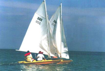 Tabur 320 Sailing Dinghy