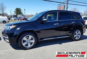 Acura MDX 2010, AWD, Bas Km, 7 Passagers, Impeccable !