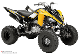 YAMAHA RAPTOR 700 R SE USAGE