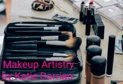 MAKEUP ARTISTRY by Katie Dorrian