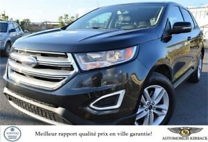 2015 Ford Edge SEL AWD Cuir/Mags/Camera $77/Semaine