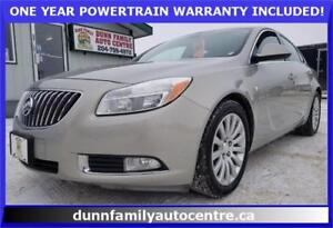 2011 Buick Regal CXL w/1SD