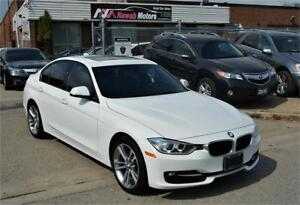 2013 BMW 328i xDrive NO ACCIDENTS Sport Pkg / Leather / Sunroof