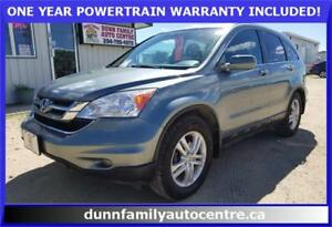 2010 Honda CR-V EX, HEATED LEATHER/SUNROOF