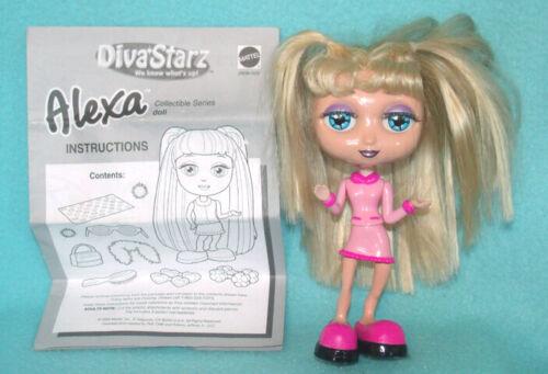 2000 Mattel Diva Starz Alexa Talking Doll