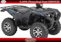 2018 Yamaha Grizzly 700 EPS Special Edition! Best Service! Ottawa Ottawa / Gatineau Area Preview
