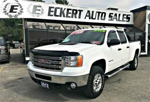 2012 GMC Sierra 2500HD*FREE 1YR/UNLIMITED KM POWERTRAIN WARRANTY