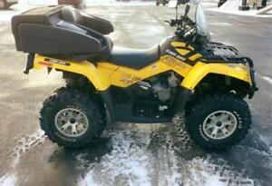 2009 Can Am....BAD CREDIT FINANCING AVAILABLE!!