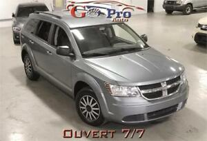 2009 Dodge Journey SE 7 Passagers/ 4 Cylindres / Bas Kilometrage