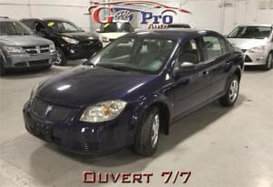 2008 Pontiac G5 Automatique/Air Clim/BAS MILLEAGE/pas de rouille