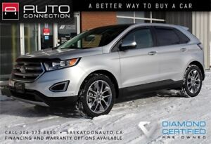 2015 Ford Edge Titanium 302A PKG ** THE MOST LOADED VERSION **