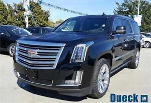 2016 Cadillac Escalade ESV Platinum Special black on balck sale
