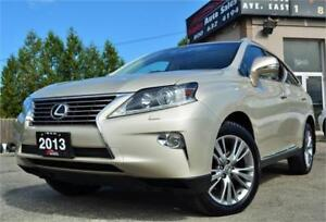2013 Lexus RX 350 TOURING AWD *1 OWNER* NO ACCIDENTS* CERTIFIED!