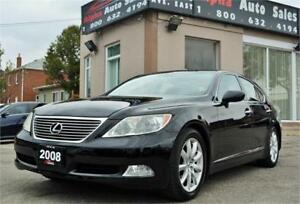 2008 Lexus LS 460 *NO ACCIDENTS* ONE OWNER* CERTIFIED|WARRANTY!