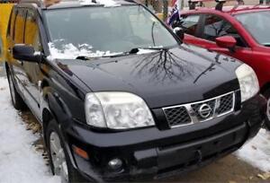 2006 Nissan X-Trail Bonavista 4x4 ONE OWNER (Clean Carproof)
