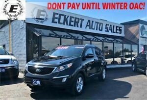 2015 Kia Sportage LX WITH BLUETOOTH