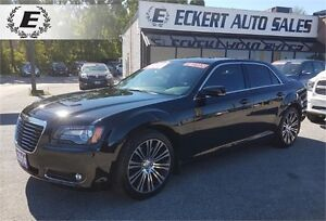 2014 Chrysler 300 300S WITH 5.7L HEMI/LEATHER/PANARAMIC SUNROOF
