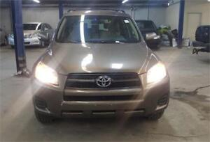 2010 TOYOTA RAV4 A/C 4WD 4Cyl GROUP ELECT CRUISE CD MP3 AUX