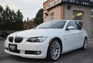 2007 BMW 3 Series 328xi Coupe *NAVI I-DRIVE* 1 OWNER* CERTIFIED!