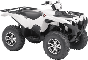 YAMAHA 2018 GRIZZLY EPS 700 DEMO!!  $10199 WINCH INCLUS!