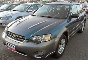 2005 Subaru Outback / 138k / AWD / AUTO / Alloys / A-RIMS