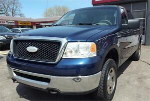 2007 Ford F-150 XLT 2 yrs warranty