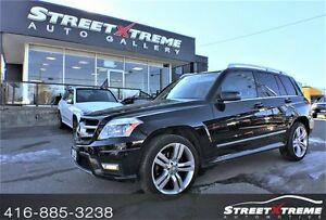 2012 Mercedes-Benz GLK350 AMG ALL WHEEL DRIVE & CLEAN CARPROOF