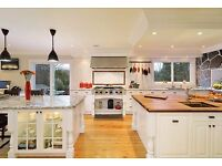 Do you have a big beautiful kitchen?