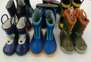(243) Rain Boots for girls from $6