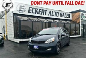 2013 Kia Rio LX MANUAL WITH BLUETOITH