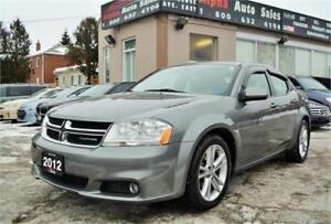 2012 Dodge Avenger SXT *4 CYL* NO ACCIDENTS* CERTIFIED WARRANTY!