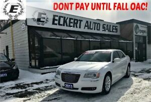 2013 Chrysler 300 Touring WITH LEATHER/SUNROOF/BLUETOOTH