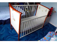 Baby or Child's Cot (Kemble)