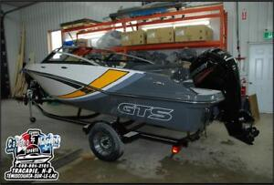 GLASTRON HLS GTS 180 BR, 115HP