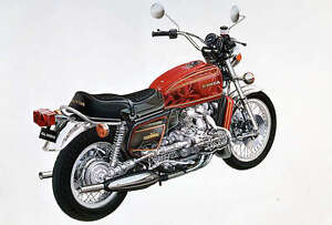 This walked all over a CB750 Four in 1975